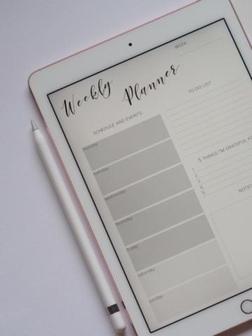 Planning/Organisation