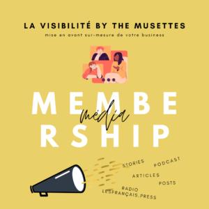 The Musettes - Membership Média