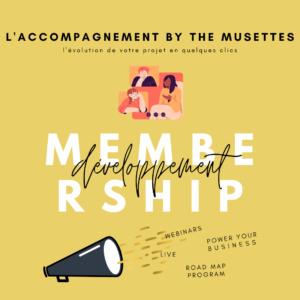 The Musettes - Membership Développement