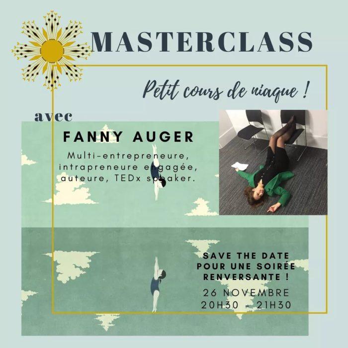 The Musettes - Masterclass : Petit cours de niaque