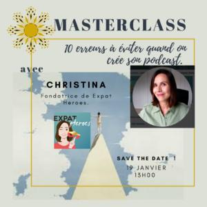 The Musettes - Masterclass: 10 erreurs à éviter quand on créé un podcast